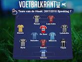 Charleroi en Zulte Waregem domineren Team van de Week