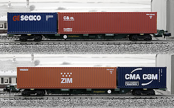 Photo: NB116D FEAB & Containers