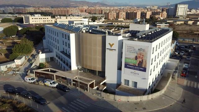 La residencia Emera Almería.