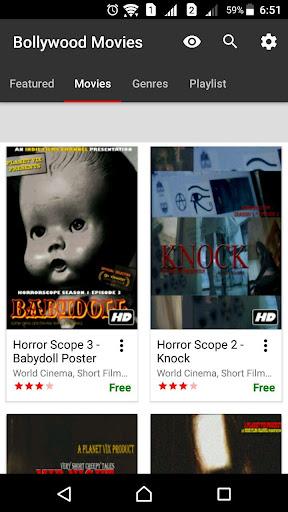 Bollywood Movies 4.6.6 screenshots 3