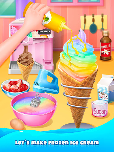 Splash! Crazy Pool Party - Summer Frozen Desserts for PC
