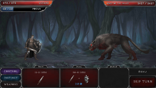 Vampire's Fall: Origins 1.0.48 Cheat screenshots 1