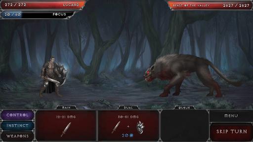Vampire's Fall: Origins  captures d'écran 2