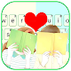 Couple Love Story Keyboard Theme Download on Windows