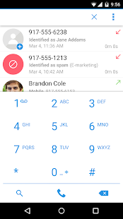 Caller ID + - screenshot thumbnail