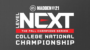Level Next: MADDEN 21 College National Championship thumbnail