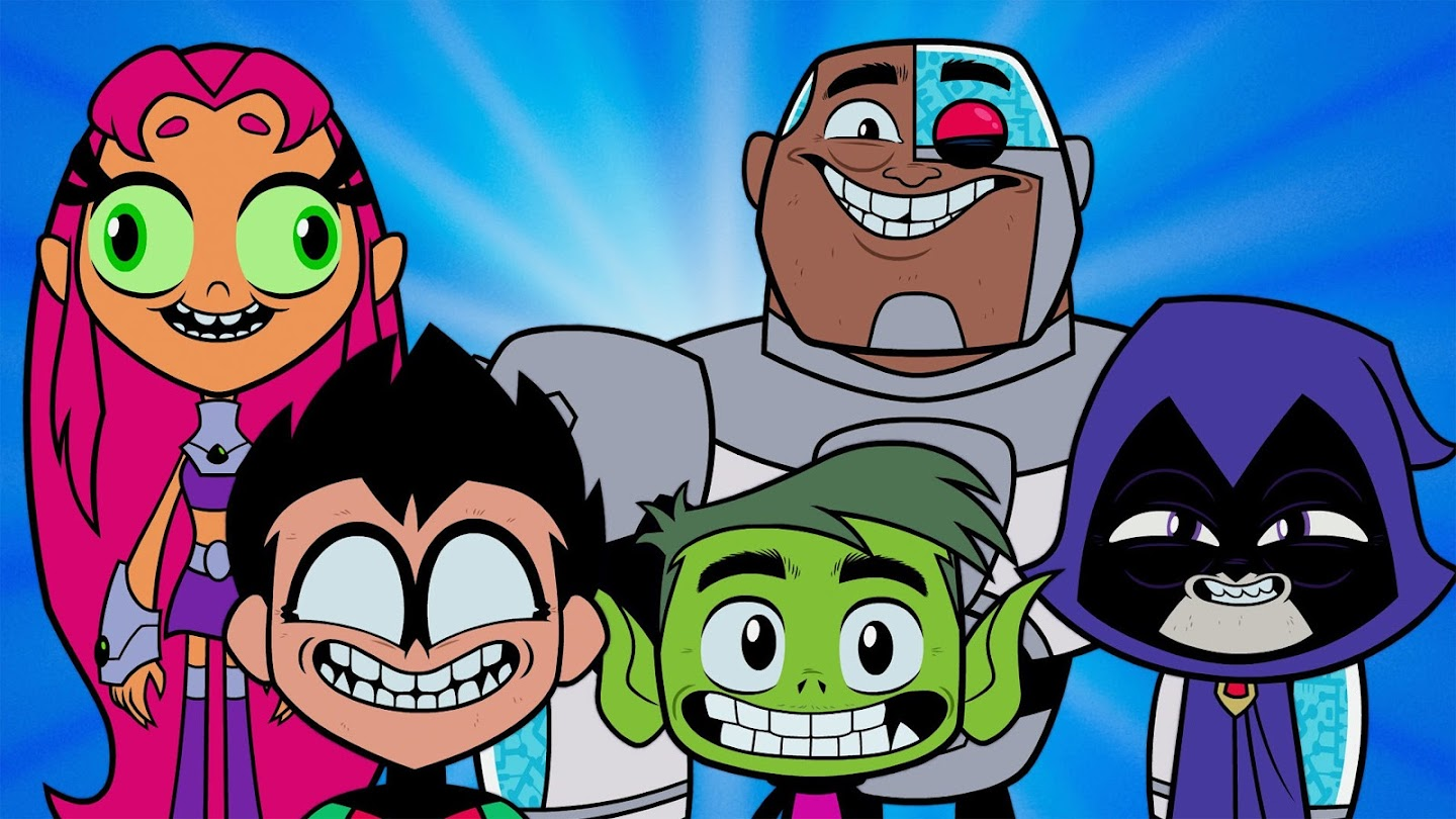 Watch Teen Titans Go! live