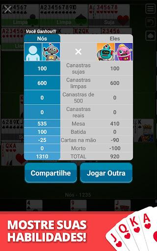 Buraco Jogatina: Jogo de Cartas Gru00e1tis 1.7.2 screenshots 16