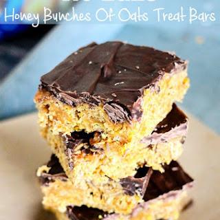 No-Bake Honey Bunches of Oats Treat Bars.