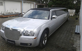 Chrysler 300c Rent Fyn