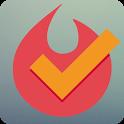 Fire Todo List icon
