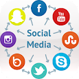 Social Me- New Top All Social Media icon