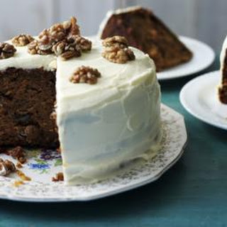 How to Make Carrot Cake Recipe