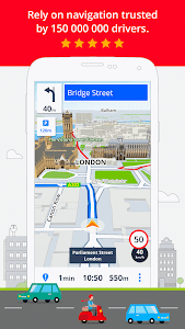GPS Navigation & Maps Sygic 16 5 1 (Full) APK for Android