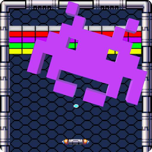Brick Invaders Breaker