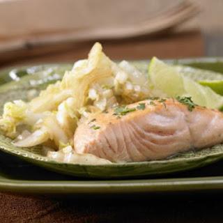 Stir-Fried Napa Cabbage Recipe