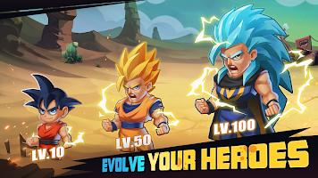 Heroes Legend: Idle RPG