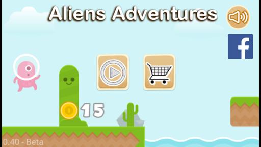 Aliens Adventures