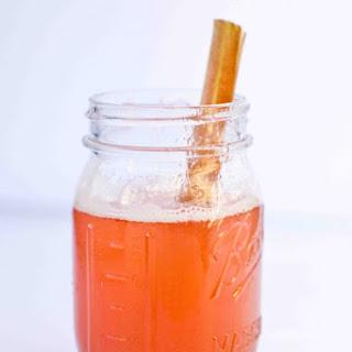 Rhubarb Moonshine