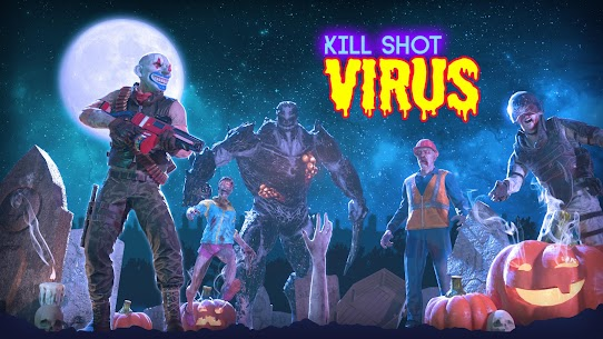 Kill Shot Virus 1.6.2 MOD (No Reload) Apk 6