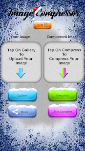 Image Compress (Ultra Compressor) - náhled