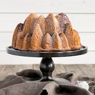 Marble Bundt Cake.
