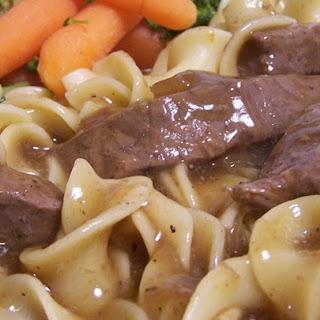 Round Steak Casserole Recipes