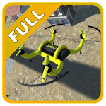 Drone Lander Simulator 3D - Free Flight Game Icon