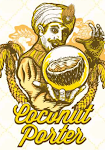 Logo of Crystal Ball Brewing Co. - Coconut Porter
