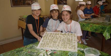 Photo: Pasta fatta con le nostre mani: poi a mangiamo