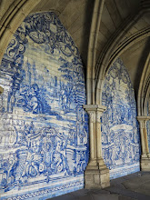 Photo: Porto, la Sé mosaics