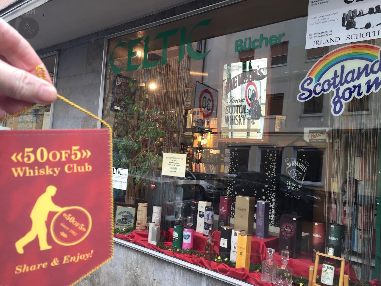 Celtic Whiskey, Nuremberg