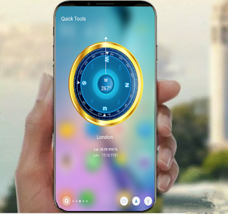 Music Edge Player Galaxy S10  S9 S8 6