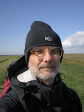 Photo: Norfolk Coast Path - From Brancaster to Warham - Deepdale and Norton marshes - Chill wind gear