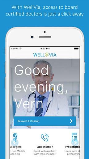 WellVia screenshots 1