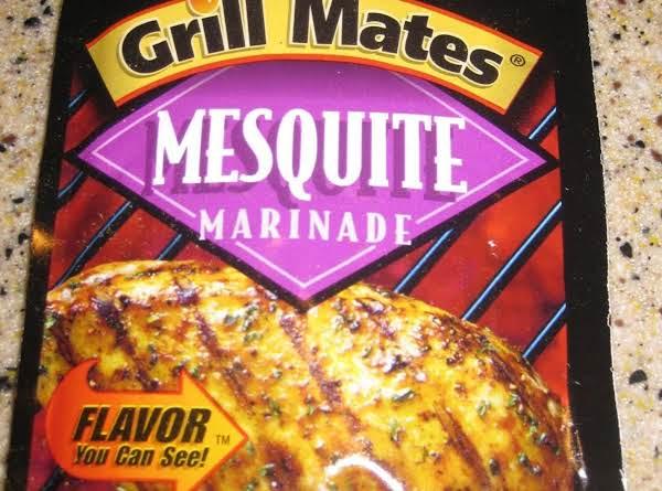 Crock Pot Mesquite Chicken