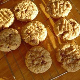 Bobbie's Oatmeal Cookies.