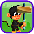 BLACK MONKEY -The Real Fighter