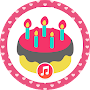 Birthday Song With Name : Name on Song Maker APK icon