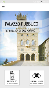 Palazzo Pubblico San Marino - náhled