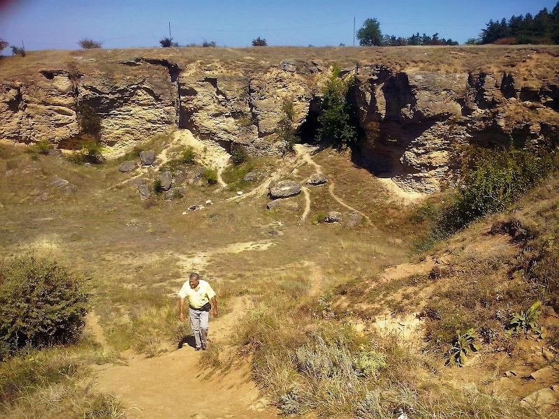 escursione nella  grotta di Liliana H.