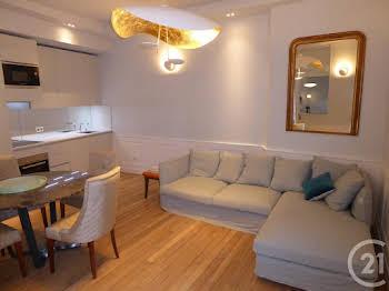 Appartement meublé 2 pièces 50,02 m2