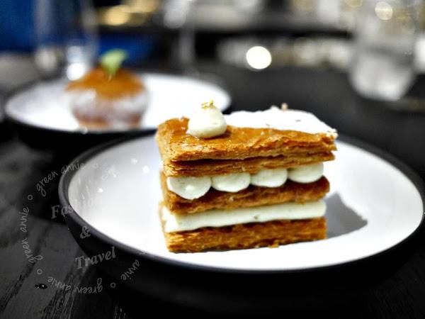 東區美食,Stagiaire 實習生,除了超好吃的甜點外,現在晚餐時間也有創意法式料理