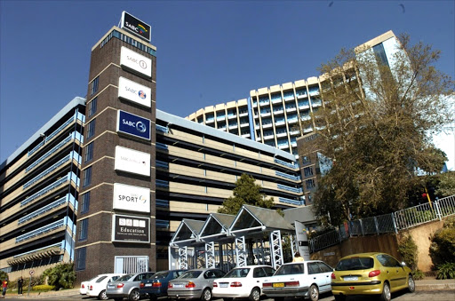 The SABC's Auckland Park headquarters. Picture: FINANCIAL MAIL