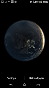 Earth Live Wallpaper - Apps on Google Play