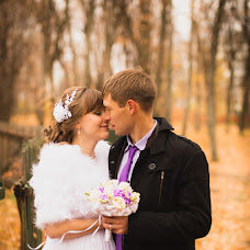 Wedding photographer Nikolay Kamnev (Kamneff). Photo of 29.10.2014