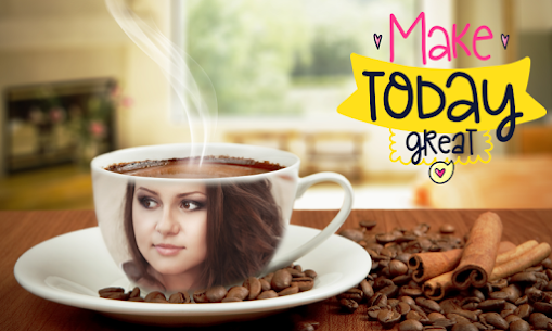 Coffee Mug Photo Frames 1