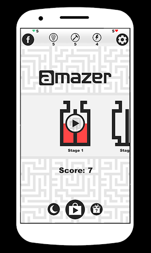 Amazer Pro - Find your way- screenshot thumbnail