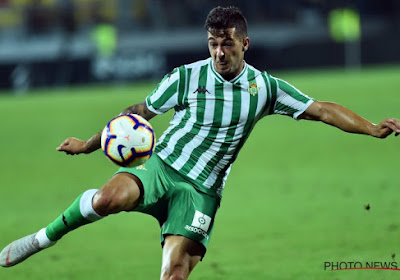 Sergio Leon (Betis) a dit non au Sporting Anderlecht
