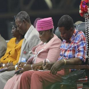 Pastor E.A Adeboye - náhled